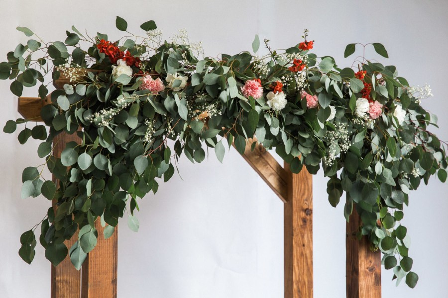 How to Make an Arch for Your Wedding Dunn DIY How to Make a Wedding Arch Seattle WA 16