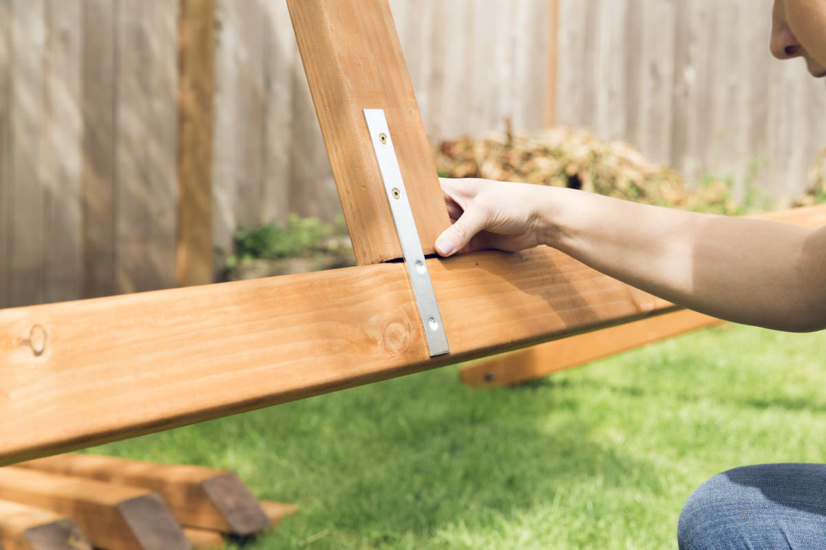How To Make A Hammock Stand