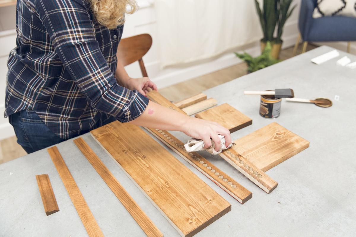 How To Make A Wooden Advent Calendar