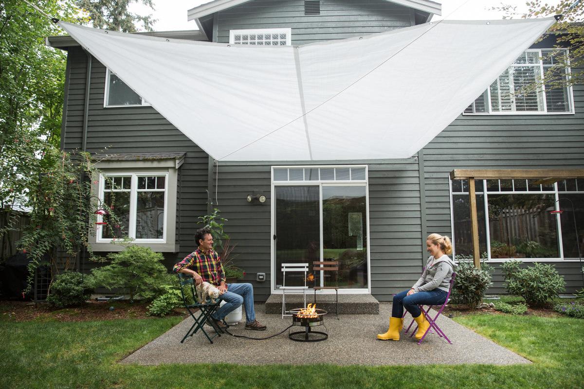 how to build a diy patio cover home