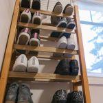 How To Build A Wooden Vertical Shoe Rack Dunn Diy