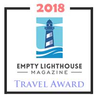 Empty Lighthouse Travel Awards
