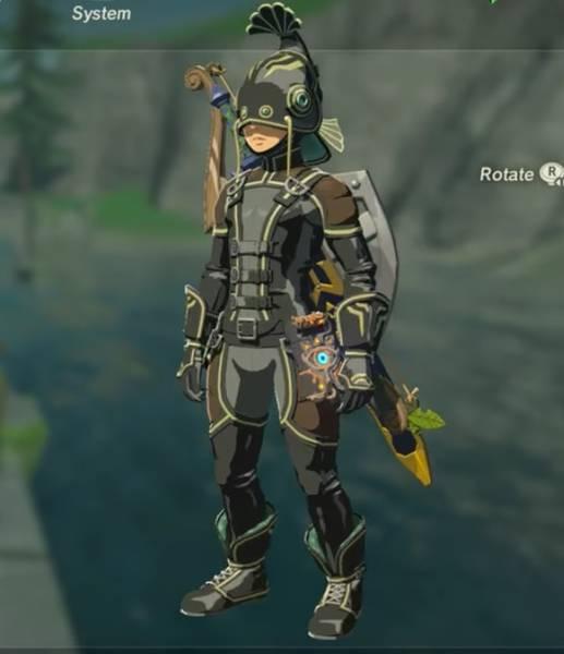 Ganondorf S Wardrobe Theorizing Zelda Universe Forums