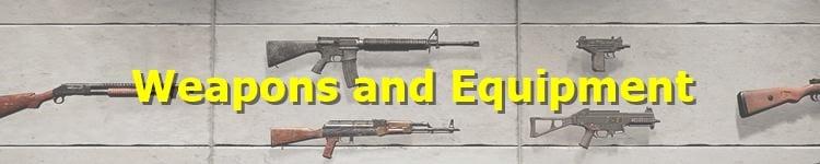 pubg guns