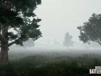 pubg foggy weather effect