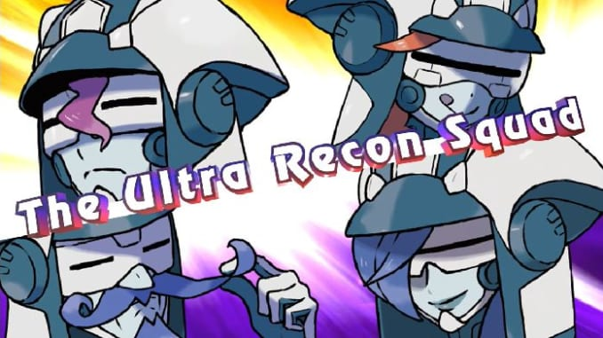 Meet the Ultra Recon Squad