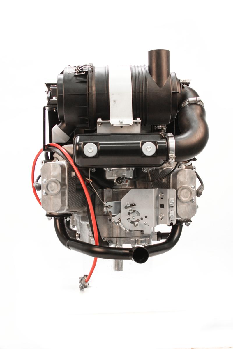 26hp Kawasaki Engine Replaces Fd590v Fd511v In John Deere