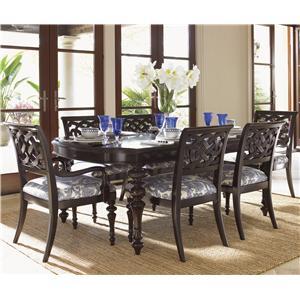 Royal Kahala 538 By Tommy Bahama Home Baers Furniture