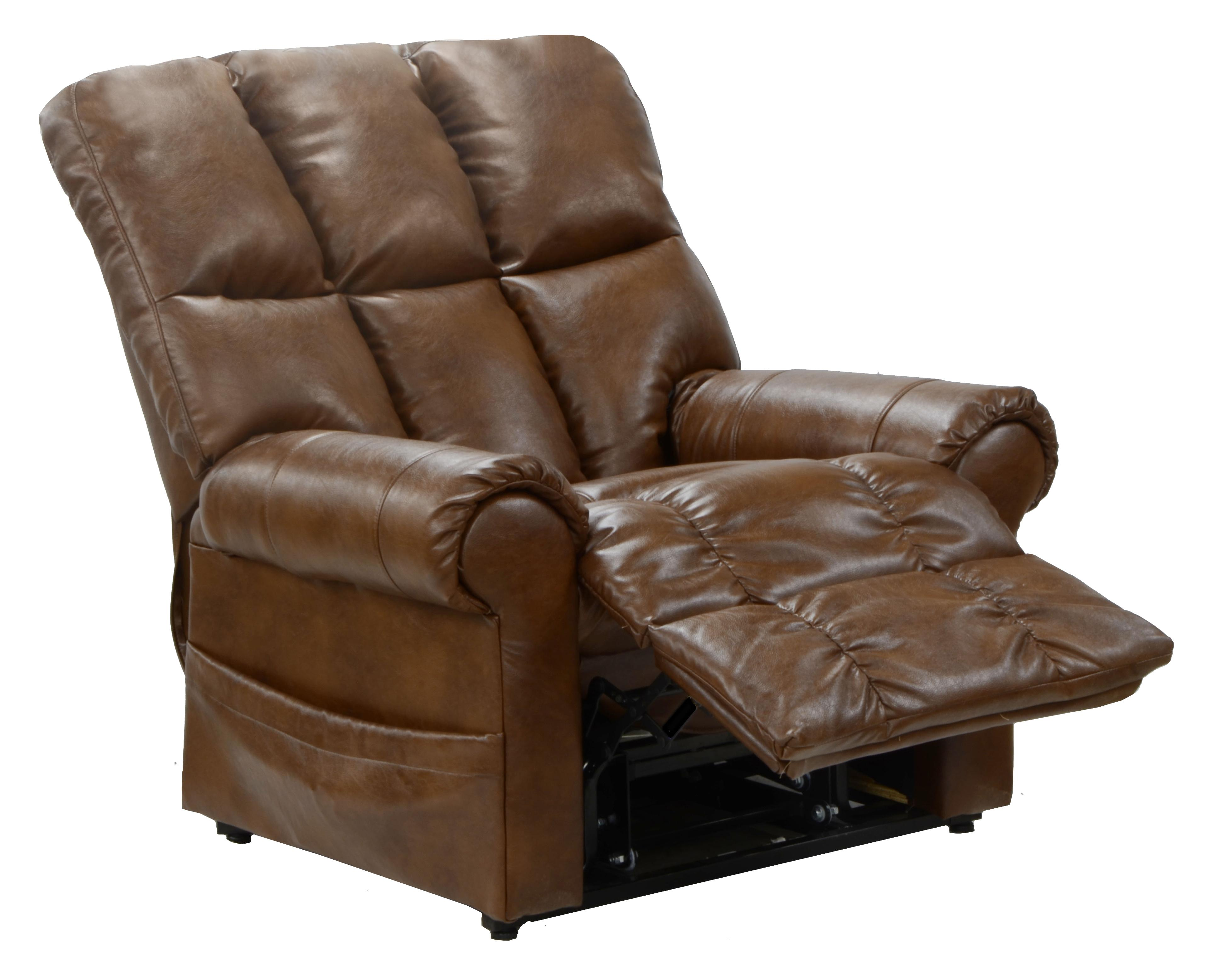 Stallworth Power Lift Full Lay Out Recliner By Catnapper