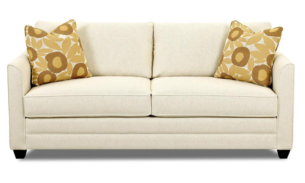 Enso Memory Foam Queen Sleeper Sofa By Klaussner