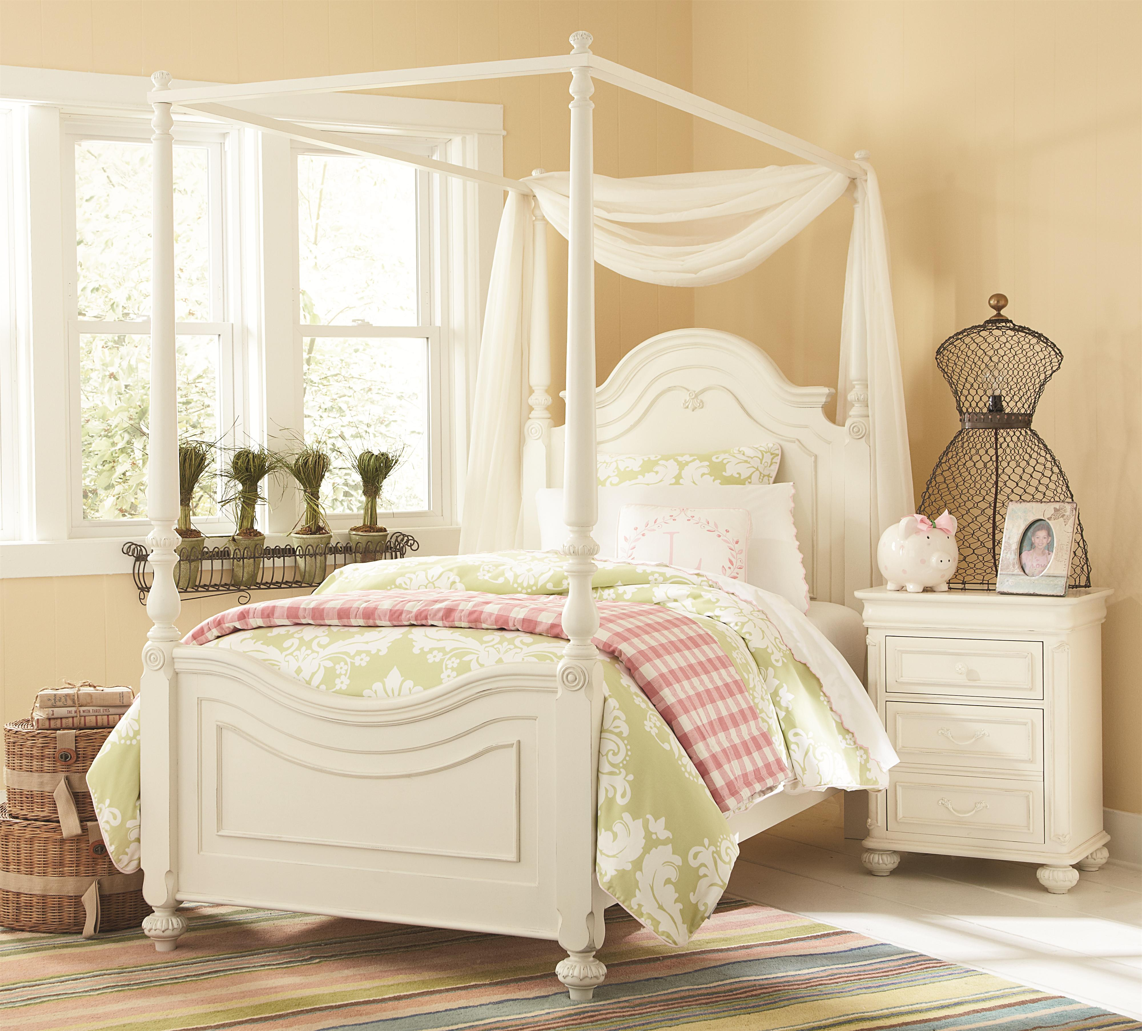astonishing white bedrooms canopy beds