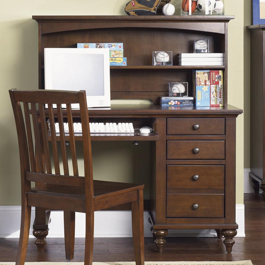 Student Desk With Hutch By Liberty Furniture Wolf Furniture