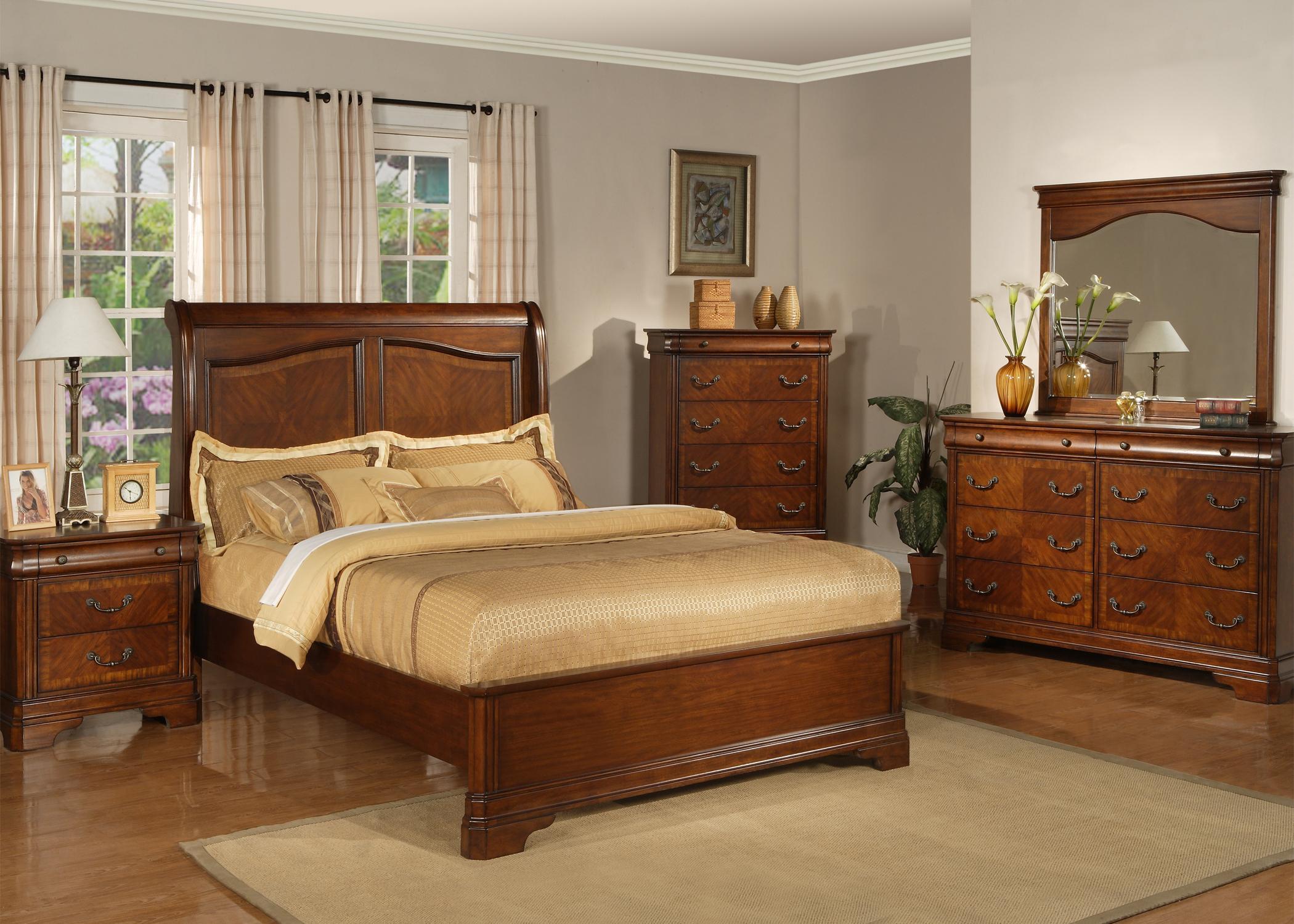 Alexandria King Bedroom Set. Alexandria Bedroom Bed