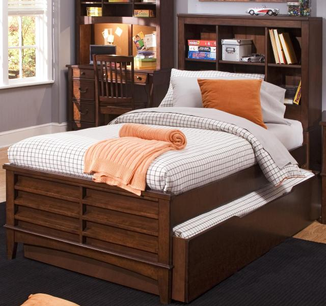 Twin Bookcase Bed by Liberty Furniture