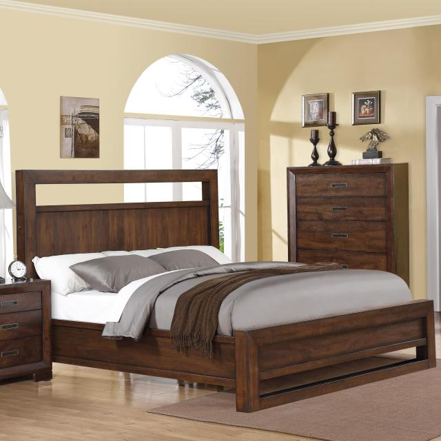 Queen Panel Bed by Riverside Furniture