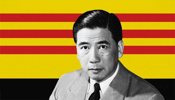 """Resultado de imagen para Fotos de el general Ngo Dinh Diem"""""""