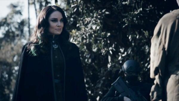 Madam Hydra Marvel, Madame, Jon snow