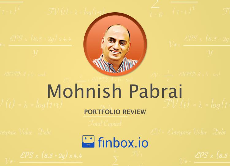 The 5 Stocks In Mohnish Pabrai's Portfolio