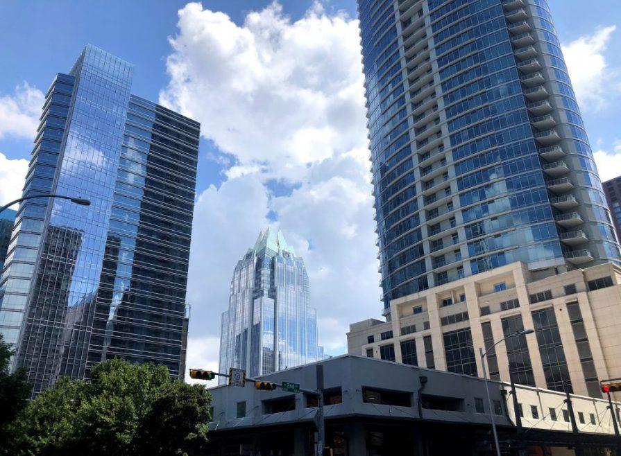 Downtown Austin Second Street District