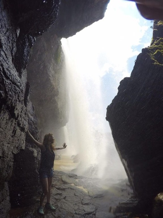 Elephant Waterfall at Dalat