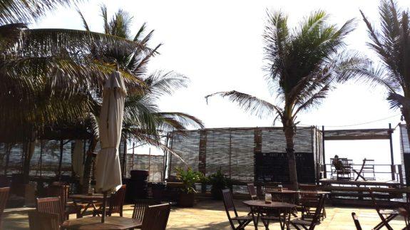 Long Son Mui Ne hostel beach resort - get your tent ready!