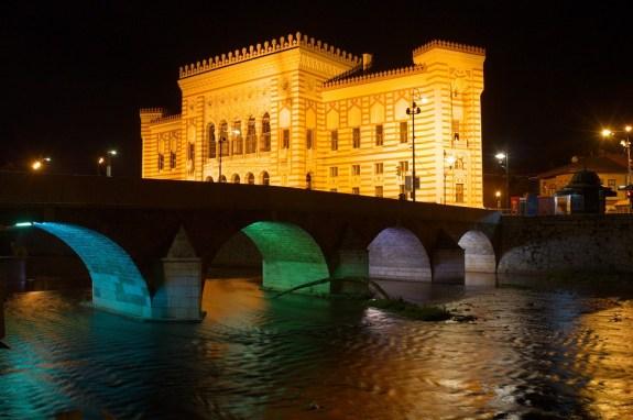 Sarajevo, Mijacka