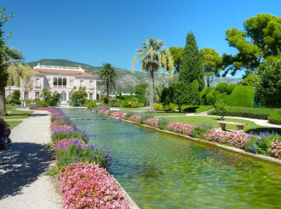 Villa Ephrusside Rothschild Nice France