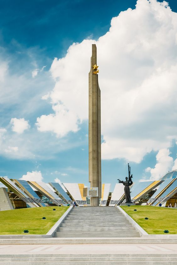 Great Patriotic War Museum Minsk Belarus