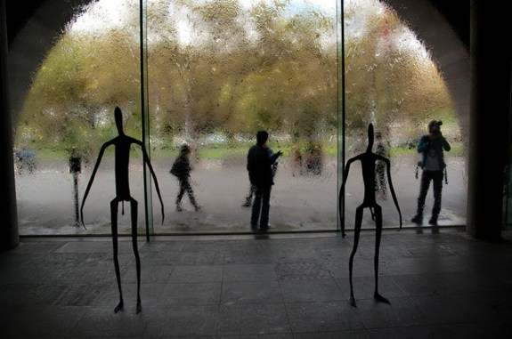 The National Gallery Victoria is known for its contemporary art collection and rich showing of Australian artists