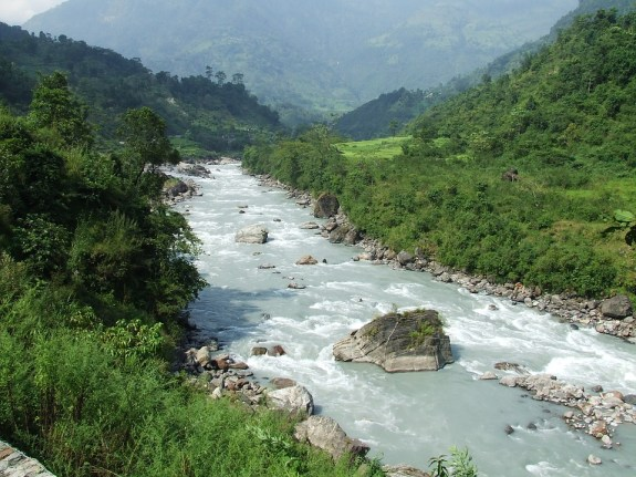 Nepal is a popular trekking destination for those looking to find themselves