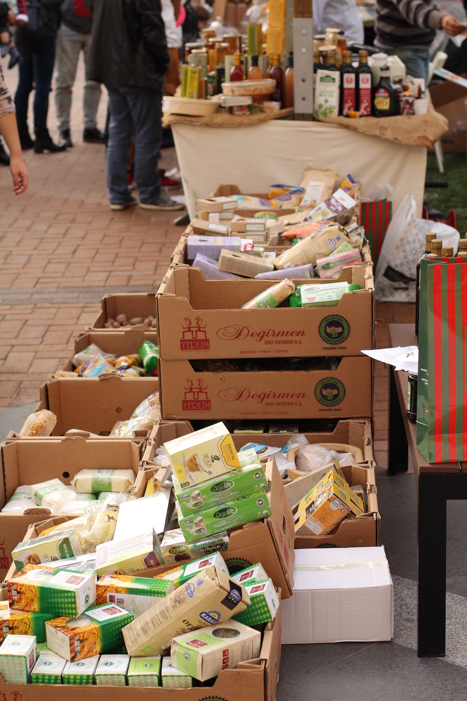 Izmir Organic Market Organik Pazaar Mavibahçe