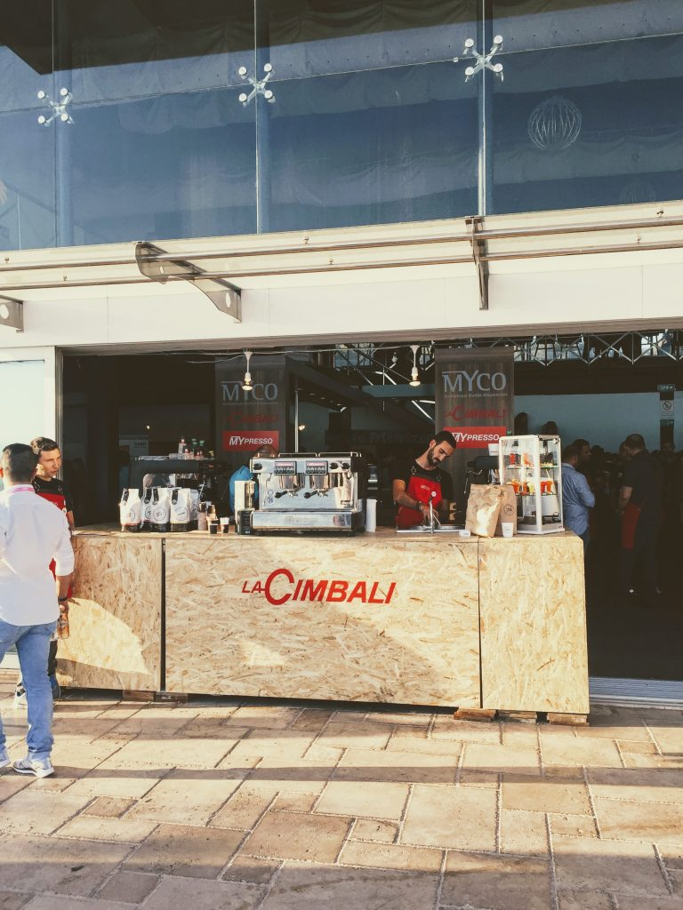 Catie FunkTravels 2016 Izmir Coffee Festival Turkey