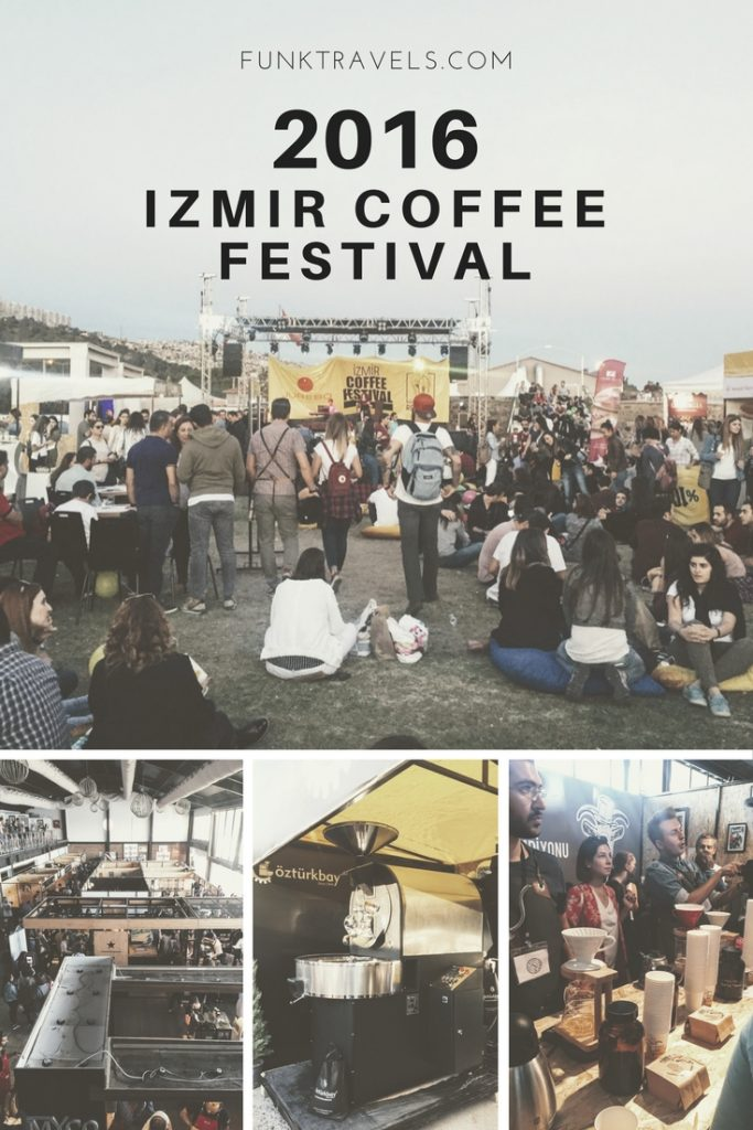 Catie FunkTravels 2016 Izmir Coffee Festival Turkey Pinterest