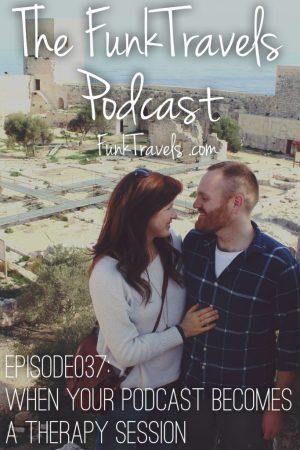 Episode037 FunkTravels Podcast Pinterest
