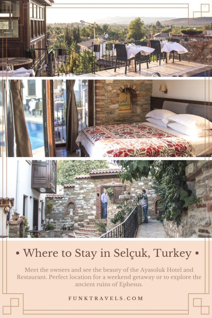 Catie FunkTravels Ayasoluk Selcuk Izmir Turkey Pinterest