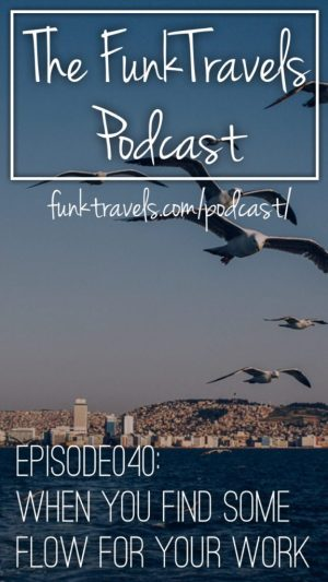 Episode040FunkTravelsPodcast Pinterest
