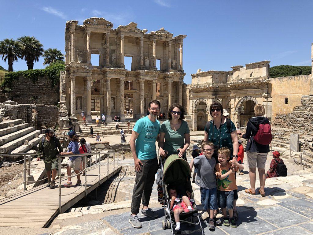 FollowingtheFunks-Review Ephesus Turkey