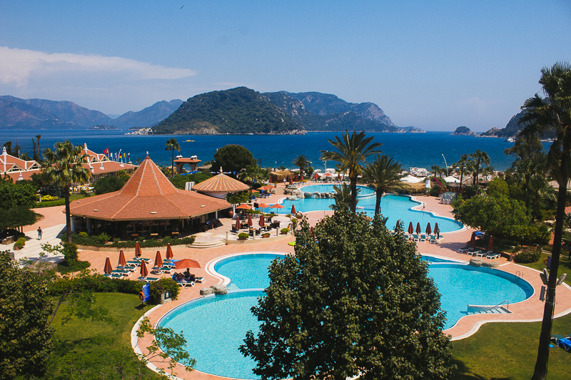 Marmaris Turkey Marti Resort