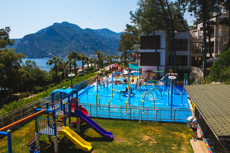 Marmaris Turkey Sentido Orkas Resort