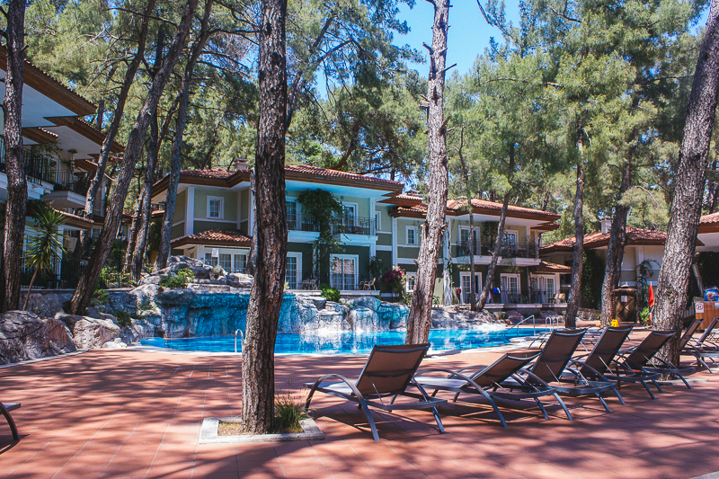 Travels Marmaris Turkey Grand Yazici Hotel All-Inclusive