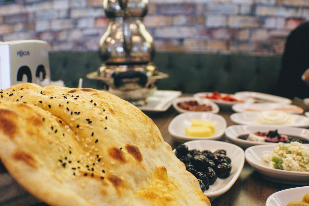 Turkish Breakfast Kahvaltı Turkey