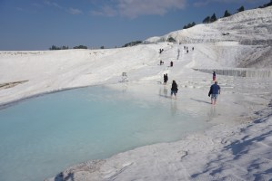 Travels Turkey Izmir Pamukkale