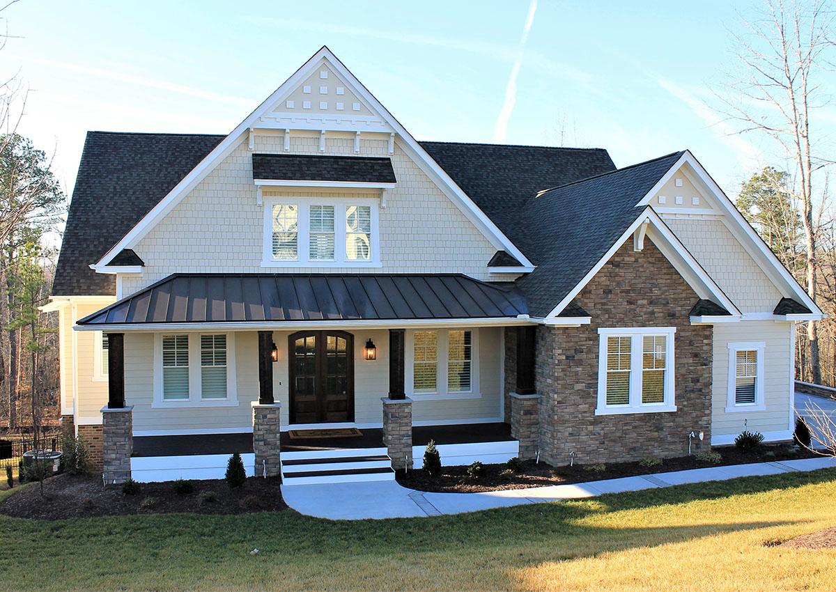 Architectural Cottage Plans