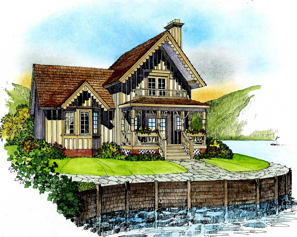 Architectural House Plans And Designs