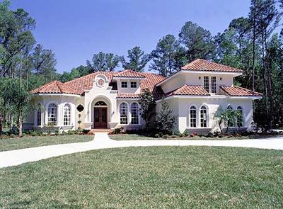 Pristine Mediterranean Home Plan   6335HD   Architectural Designs     Pristine Mediterranean Home Plan   6335HD thumb   01