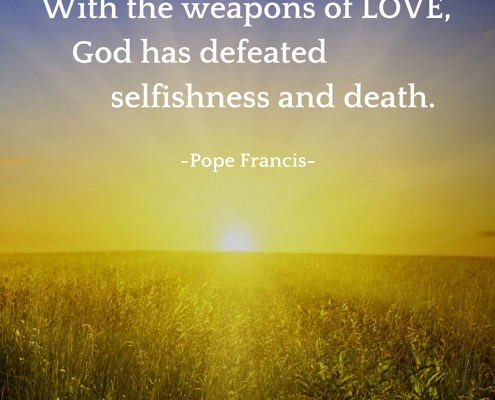 Pope Francis - Easter 2016 Message