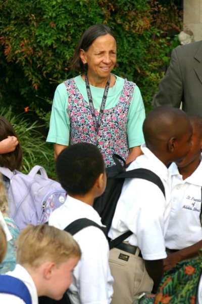 renee educator courageous spirit-filled vocal women