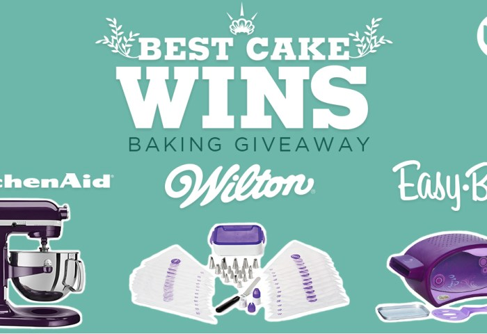 Announcing Best Cake Wins With A Giveaway Byutv