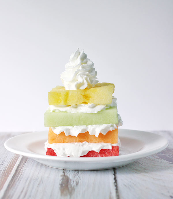 Rainbow Melons Three Ways from SoupAddict.com