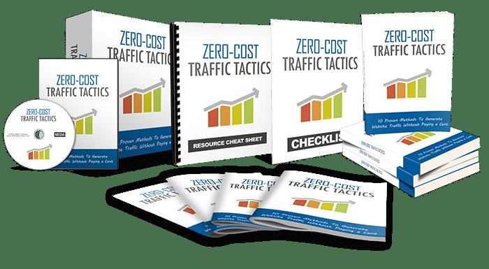 Zero Cost Traffic Tactics Bundle